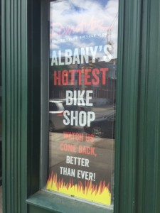 Honest sign!