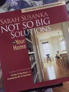 Sarah Susanka ROCKS