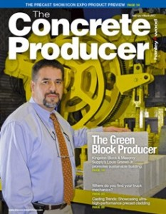 Industry Publication, featuring Kingston Block and Masonry